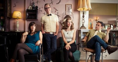 Lake Street Dive into success