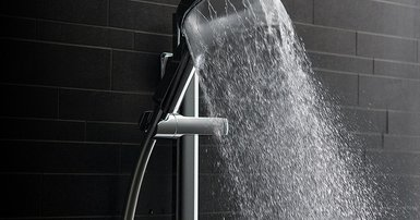 The future of shower design
