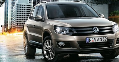 Tiguan stands out from rivals