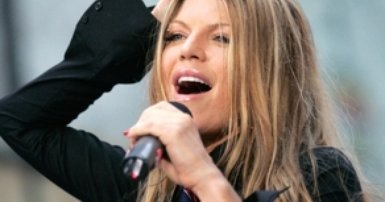 Fergie preparing for music comeback