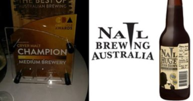 Three cheers for WA beers at awards
