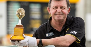 Low blow proves a highlight for WACA