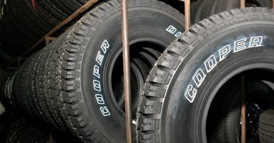Choose your tyres to suit the conditions