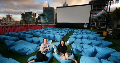 Top 5 outdoor cinemas