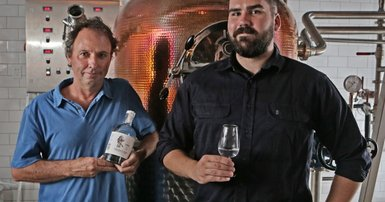 Craft vodka mixes it with the best