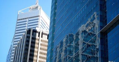 Perth CBD office vacancy soars