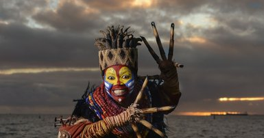 Lion King roars into Perth for first time
