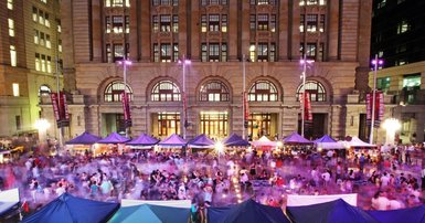 Hawkers Markets