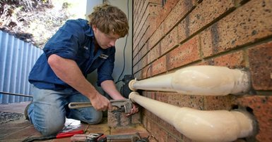 Tradies on the cusp of a boom
