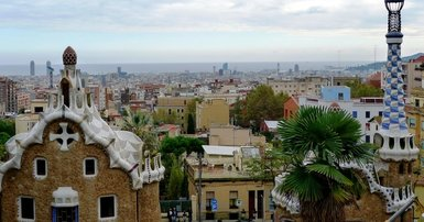 A ramble in historic Barcelona