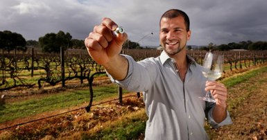 Improving the noble rot a life's passion for UWA engineer