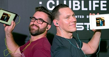 Tiesto plugs into Perth biz