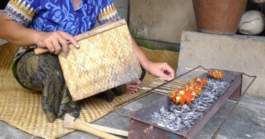 Food is the real spice of Bali life