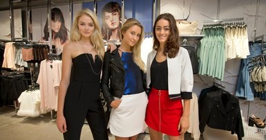 Topshop opens first WA store