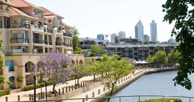 Near CBD is central to high end